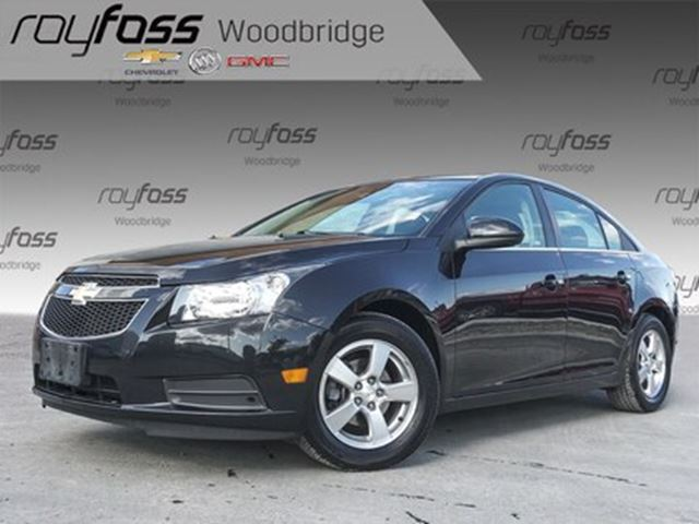 2011 Chevrolet Cruze LT SUNROOF, AUTO in