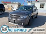 2015 Dodge Journey R/T   AWD   7PASS   DVD   NAV   ROOF   LEATHER in London, Ontario