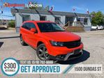 2018 Dodge Journey Crossroad   1OWNER   AWD   7PASS in London, Ontario