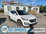 2013 Hyundai Santa Fe Luxury   AWD   LEATHER   PANO ROOF   CAM in London, Ontario