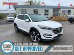 2016 Hyundai Tucson Limited   1OWNER   LEATHER   PANO ROOF   NAV   CAM in London, Ontario