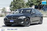 2013 BMW 5 Series 528i xDrive AWD Certified Clean Carfax We Finance in Toronto, Ontario