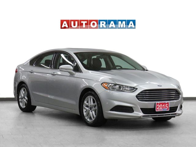 2015 FORD Fusion SE Sunroof Backup Cam in North York, Ontario