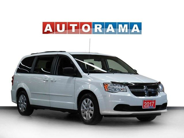 2017 DODGE Grand Caravan SXT 7 Passenger in North York, Ontario