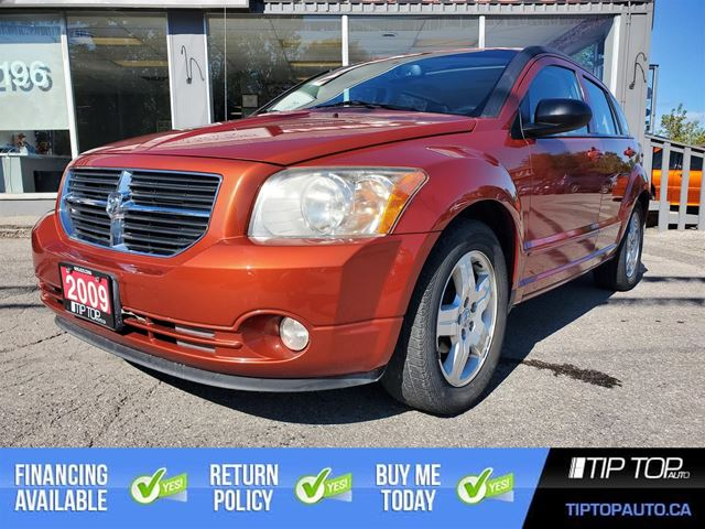 2009 Dodge Caliber SXT ** Clean CarFax, Sunroof, Great Options ** in
