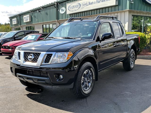 2019 Nissan Frontier PRO-4X PRO 4X/ROOF RAILS/SUNROOF/NAVIGATION/LEATHER/BACK UP CAMERA in Lower Sackville, Nova Scotia