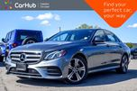 2018 Mercedes-Benz E-Class E 300 4Matic Navi Pano Sunroof Backup Cam Bluetooth Blind Spot Leather 18Alloy Rims in Bolton, Ontario