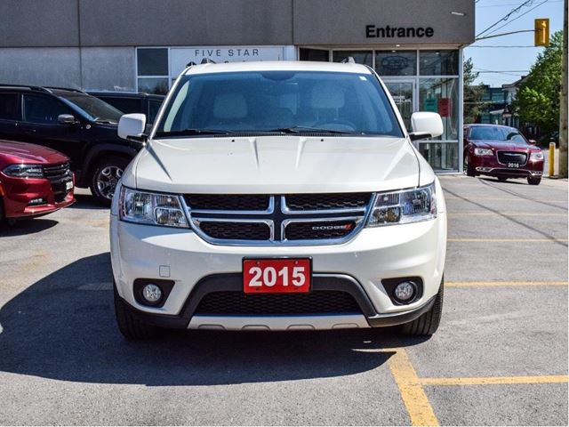 2015 Dodge Journey R/T in