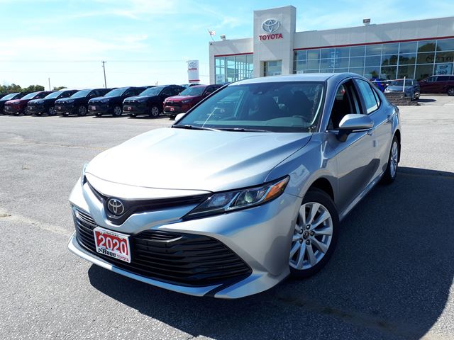 2020 Toyota Camry LE in