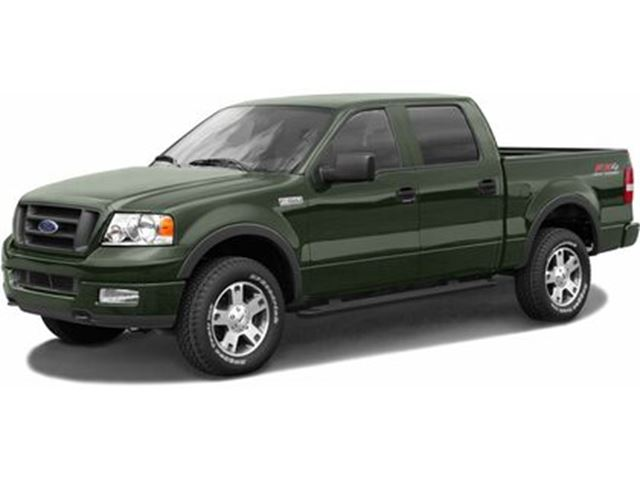 2004 Ford F-150 XL in