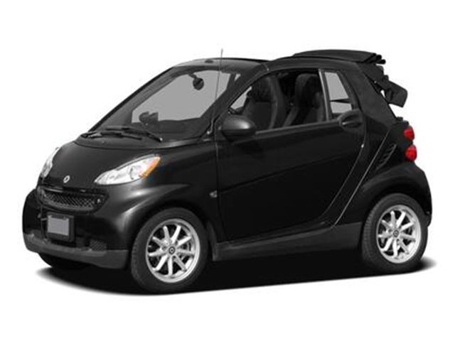 2010 Smart Fortwo Passion in