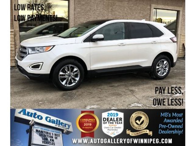 2016 Ford Edge SEL *AWD/Navi/B.tooth/Htd Lthr/Pano Roof in