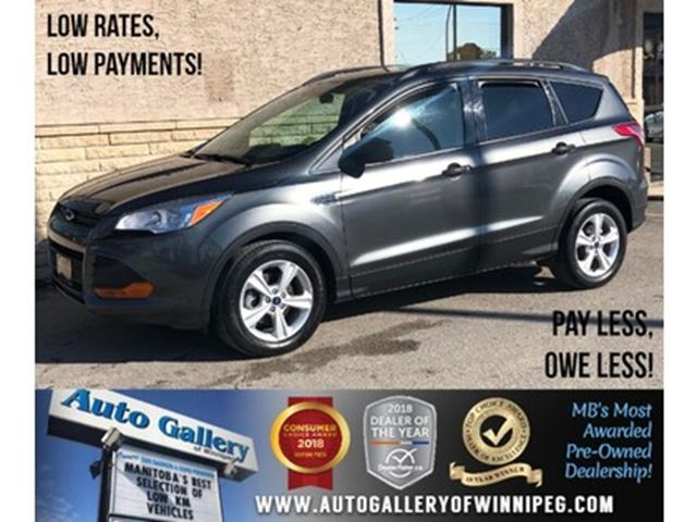 2015 FORD ESCAPE S *Bluetooth/Backup Cam in Winnipeg, Manitoba