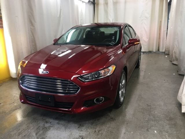 2015 FORD FUSION SE *Navi/B.tooth/Back.Cam/Htd Seats in Winnipeg, Manitoba