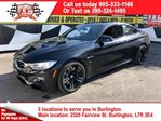 2016 BMW M4 Manual,Executive,Prem,Blindspot Monitor,68,000km in Burlington, Ontario