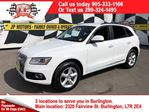 2015 Audi Q5 2.0T Komfort, Auto, Leather, AWD, 31,000 in Burlington, Ontario