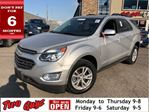 2016 Chevrolet Equinox Back Up Camera Onstar Bluetooth Heated Front Seats in St Catharines, Ontario