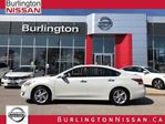 2015 Nissan Altima 2.5 SL, ACCIDENT FREE, 1 ONR ! EXTENDED WARRANTY ! in Burlington, Ontario