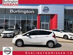 2015 Nissan Versa SV, ACCIDENT FREE, 1 OWNER ! in Burlington, Ontario