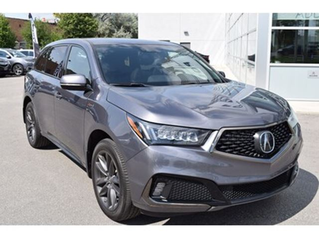 2019 Acura MDX A-Spec in