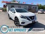 2018 Nissan Murano SV   1OWNER   AWD   NAV   PANO ROOF   CAM in London, Ontario
