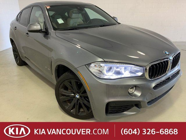 2016 BMW X6 xDrive35i in Vancouver, British Columbia