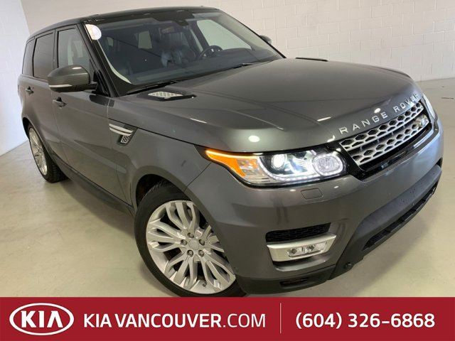 2016 Land Rover Range Rover Sport Td6 HSE in