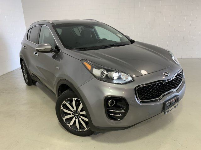 2017 Kia Sportage EX AWD | Heated Steering Wheel | Smart Key | Leather Seats in Vancouver, British Columbia