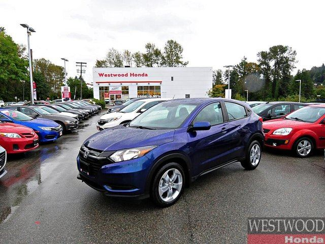 2016 Honda HR-V LX in