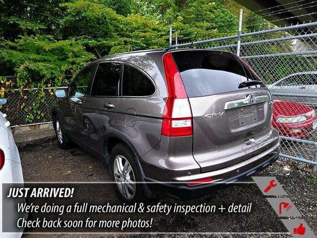 2011 Honda CR-V EX-L 4WD in Port Moody, British Columbia