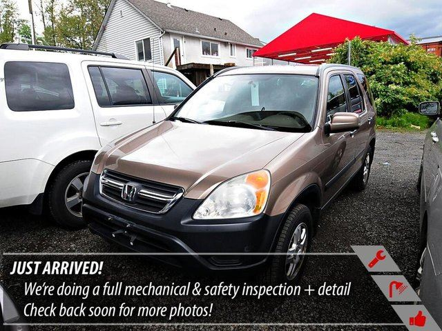 2003 Honda CR-V EX 4WD 4-spd AT in