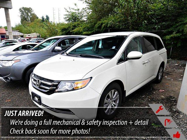 2015 Honda Odyssey EX in Port Moody, British Columbia