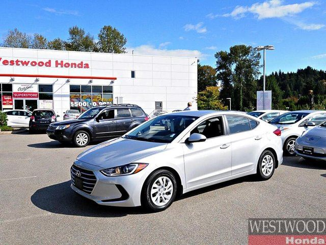 2017 Hyundai Elantra LE in Port Moody, British Columbia