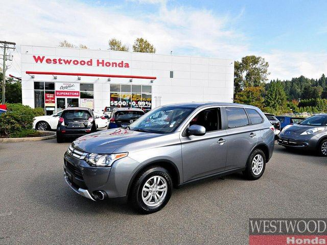 2015 Mitsubishi Outlander ES in