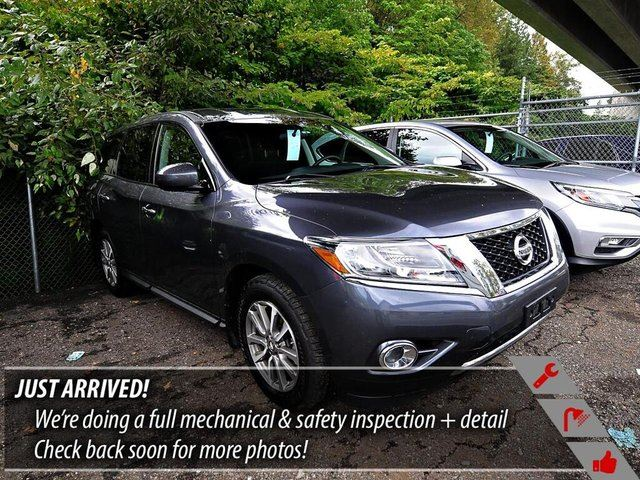 2014 Nissan Pathfinder S in