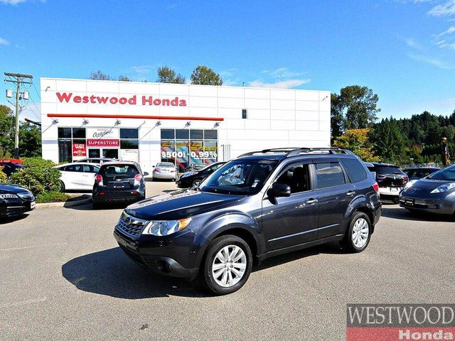 2012 Subaru Forester 2.5X Limited in