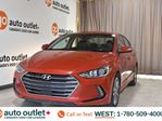 2018 Hyundai Elantra Limited, 2.0L I4, Fwd, Leather/Cloth heated seats, Heated steering wheel, Backup camera, Sunroof, Bluetooth in Edmonton, Alberta