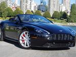 2014 Aston Martin Vantage Roadster Sportshift II in Vancouver, British Columbia