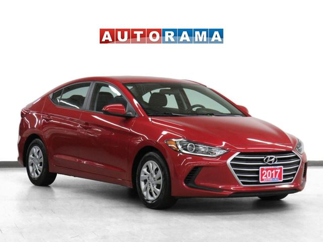 2017 HYUNDAI Elantra LE in North York, Ontario