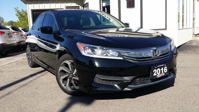 2016 Honda Accord LX - BACK-UP CAM! HEATED SEATS! ACCIDENT FREE! in
