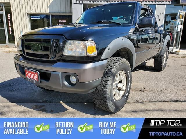 2008 Ford Ranger FX4/Off-Road in