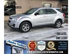 2011 Chevrolet Equinox LS *FWD/Fuell Efficient! in Winnipeg, Manitoba