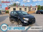 2018 Ford EcoSport S 4WD   CAM   LOW KMS in London, Ontario