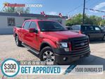 2011 Ford F-150 FX4   LEATHER   4X4   HEATED SEATS in London, Ontario