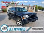 2016 Jeep Patriot High Altitude   4X4   LEATHER   ROOF in London, Ontario
