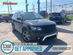 2018 Dodge Journey Crossroad   1OWNER   7PASS   AWD   LEATHER in London, Ontario