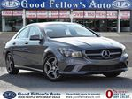 2015 Mercedes-Benz CLA250 4MATIC, PANORAMIC ROOF, BLIND SPOT MONITORING in North York, Ontario