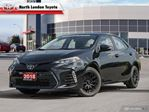 2018 Toyota Corolla SE Toyota Certified, One Owner, No Accidents, Toyota Serviced in London, Ontario