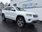 2014 Jeep Grand Cherokee Limited LEATHER, NAV, HEATED SEATS!! GREAT BUY!! in North Bay, Ontario