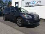 2016 Subaru Outback 2.5i Limited Package LEATHER, SUNROOF, NAV, HEATED SEATS!! in North Bay, Ontario